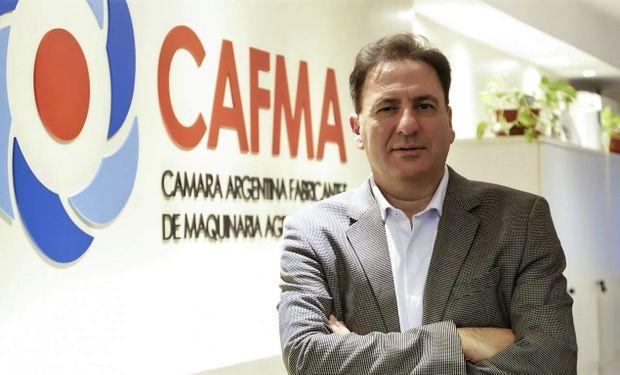 Eduardo Borri es el nuevo presidente de la Cámara de Fabricantes de Maquinaria Agrícola
