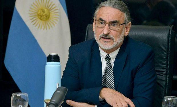 """Basterra ratificó que la expropiación es el """"instrumento"""""""