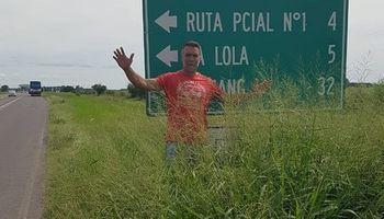 Batistuta se sumó a una iniciativa ambiental: qué propone el exjugador y productor agropecuario