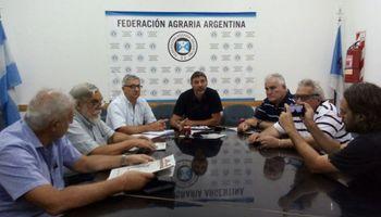 Federación Agraria elige autoridades y define su rumbo