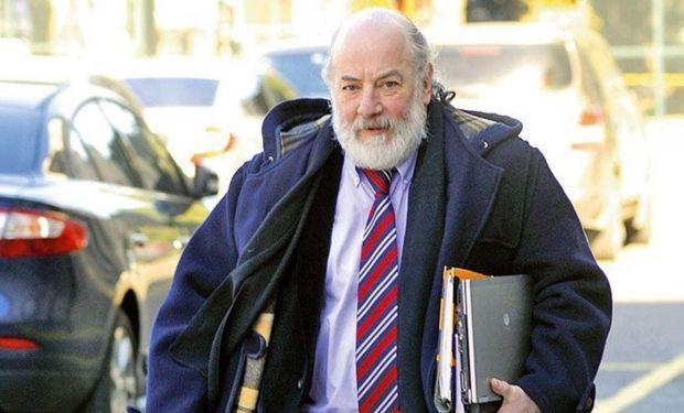 El juez federal Claudio Bonadio murió este martes, a las 6:20 de la madrugada, en su casa de Belgrano.