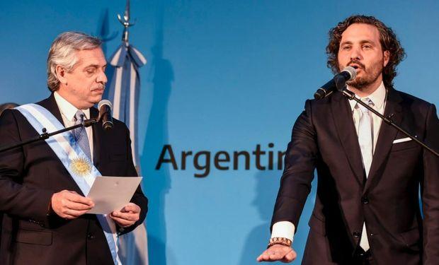 Santiago Cafiero, Jefe de Gabinete de la Nación, explicó el alcance de la medida y apuntó al esquema que introdujo Macri.
