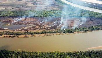 La Corte Suprema pidió la creación de un comité de emergencia por los incendios en las islas