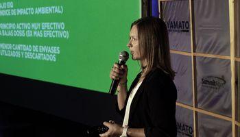 Summit Agro presentó YAMATO