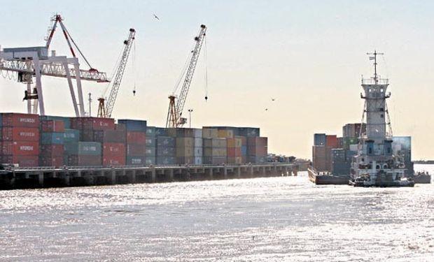 Un paro afectará hoy la actividad portuaria