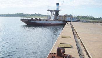 Lanzaron el proceso de licitación del puerto de la ciudad de Posadas