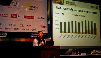 Crisis hídrica, seguros agrícolas y manejo de plagas en el Seminario ACSOJA