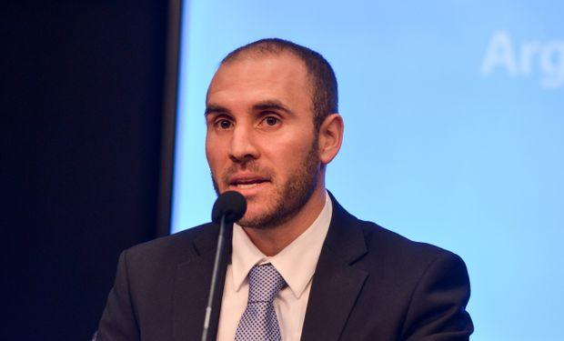 """Guzmán comentó que el objetivo es """"detener la contracción entendiendo que no contamos con recursos para hacer un impulso fiscal fuerte""""."""