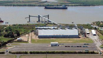 Marítimos levantaron el paro que afectaba a puertos del Gran Rosario