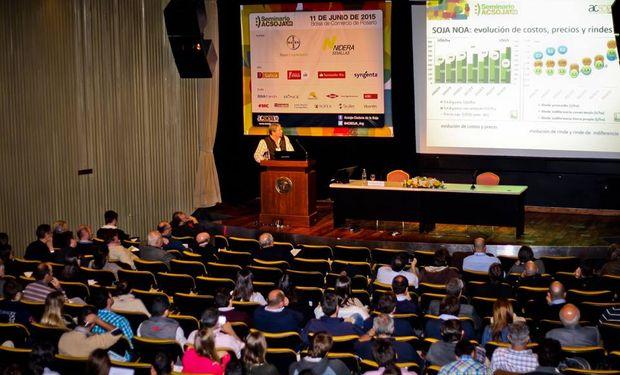 El Ing. Agr. Carlos Comas, gerente de Riegos Agropecuarios y Forestales del Grupo Asegurador La Segunda, explicará los desafíos de los seguros agrícolas en el contexto actual.