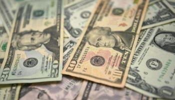 El dólar bajó un un 5,4% y logró recortar la suba del 33% que registró tras las PASO