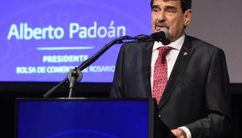 En el 135 aniversario de la BCR Padoán se despidió de la presidencia