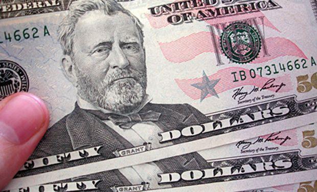 El dólar oficial avanzó a $ 6,34