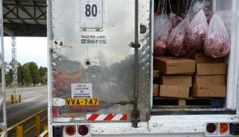 El Senasa detectó carne con hueso que pretendía ingresar a la Patagonia