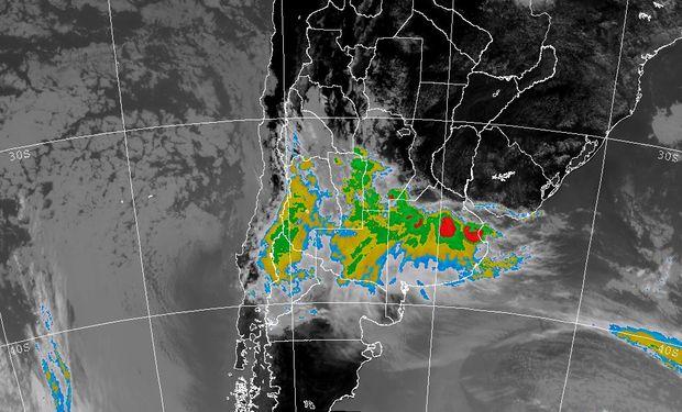 El sistema permite hoy integrar los datos meteorológicos provistos por las Bolsas de Cereales de Córdoba y Entre Ríos, el Ministerio de Producción de Corrientes y el Servicio Meteorológico Nacional.
