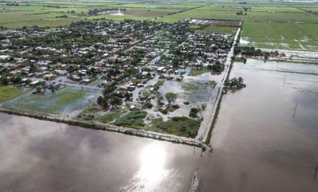 El impacto sobre la zona agrícola es devastador y también afecta las vecindades del este santiagueño y el noroeste santafesino.