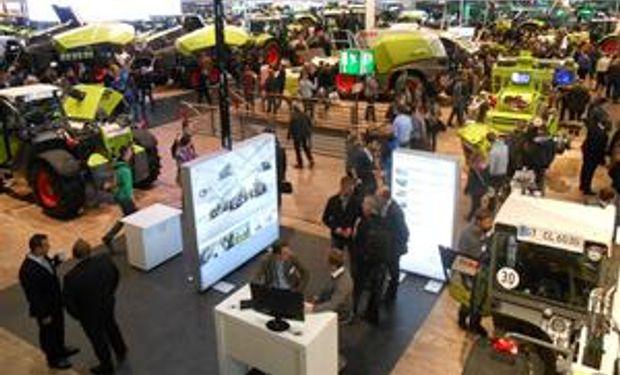 Agritechnica: el festival de la maquinaria europea