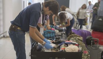 Secuestraron 27 toneladas de agroalimentos para proteger la sanidad en Argentina