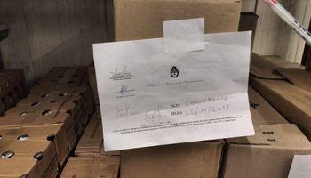 Cadena de hipermercados operaba ilegalmente productos lácteos