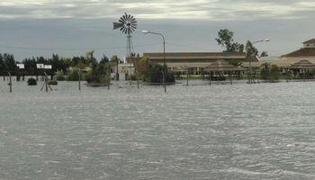 Excesos hídricos a lo largo del país