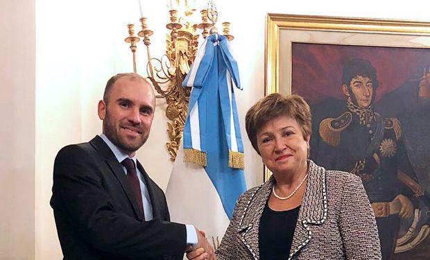 El equipo técnico del FMI realizó una declaración sobre Argentina.