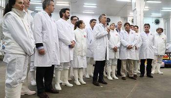 Macri anunció la apertura de China para la carne de cerdo argentina