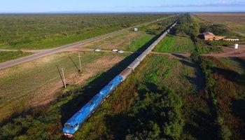 El Belgrano Cargas recorrió 1180 km con 100 vagones cargados