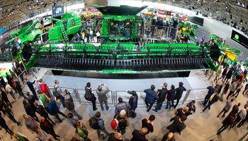 El futuro del agro se presenta en la feria alemana Agritechnica