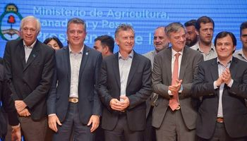El Gobierno realizó un balance de gestión para el sector agropecuario