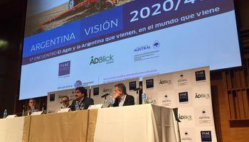 "Argentina Visión 2020/40: ""Agroindustria de exportación a través de políticas de Estado"""