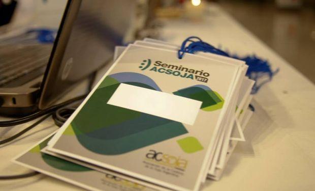 El Seminario Anual de ACSOJA constituye un espacio de actualización sobre los temas de interés que abarcan toda la cadena de la soja.