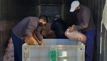 Senasa decomisó más de 6 toneladas de carne que representaban un peligro para la salud