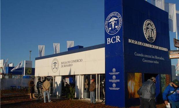 Una vez más, la Bolsa de Comercio de Rosario dirá presente en una de las muestras más grande del sector. Foto: Archivo.