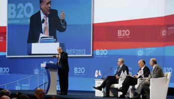 En camino al G20 Argentina: Foro de líderes empresariales
