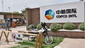 Cofco: cambia plan de negocios en Argentina y achica operaciones