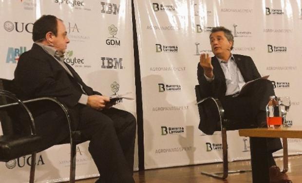 """Entrevista a Luis Miguel Etchevehere en """"Agromanagement Joven""""."""