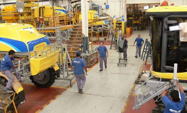 Fabricantes de maquinaria mantuvieron un encuentro con funcionarios del Ministerio de Desarrollo Productivo.