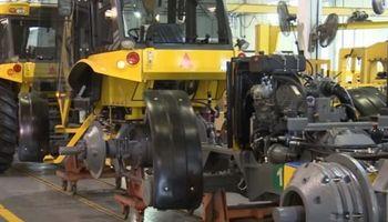 Extienden el incentivo fiscal para los fabricantes de maquinaria