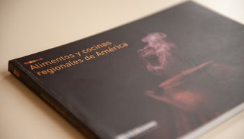 Un libro gastronómico del INTA recibió una distinción internacional