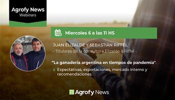 #AgrofyNewsWebinars: la ganadería en contexto de coronavirus