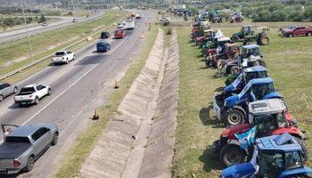 Córdoba realiza un nuevo tractorazo en repudio a las retenciones