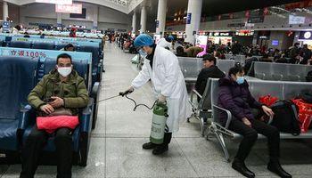 Importantes bajas para soja, maíz y trigo por el brote de coronavirus en China