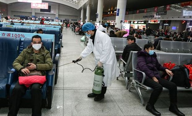 Chicago cierra con bajas por el brote de coronavirus en China.