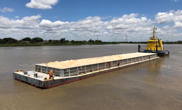El puerto de Santa Fe busca potenciarse y en febrero comenzará con la exportación de trigo