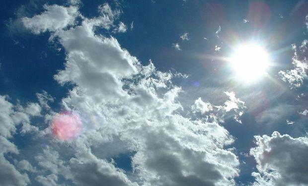 Temperaturas elevadas y tiempo inestable en los próximos dias