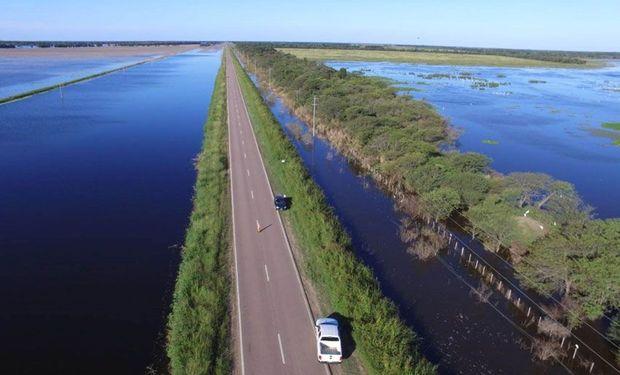La Región Hídrica de los Bajos Submeridionales constituye un extenso sistema hidrológico de características no típicas.
