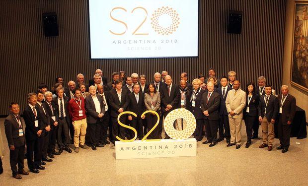 La cumbre del grupo de afinidad, que nuclea a las academias de ciencias de los países del G20, se reunieron en Rosario.