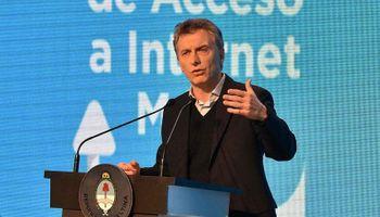 Conectividad rural: Macri promete desarrollar 5.000 km nuevos de fibra óptica