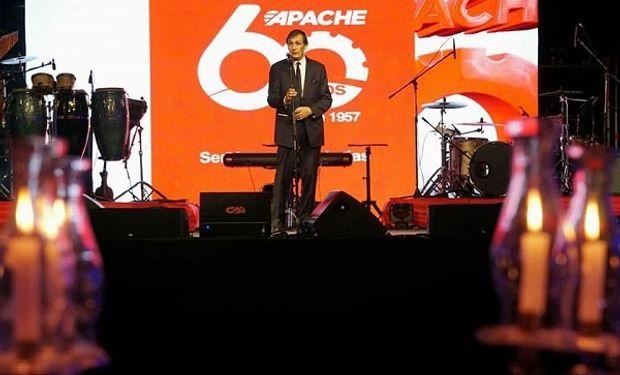 Apache celebró los 60 años a lo grande.