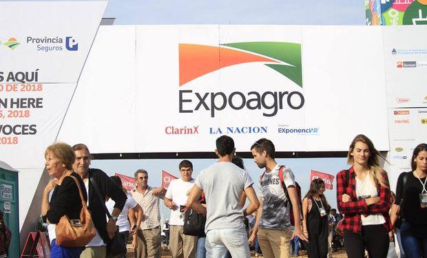 Expoagro se llevará a cabo del 13 al 16 de marzo.